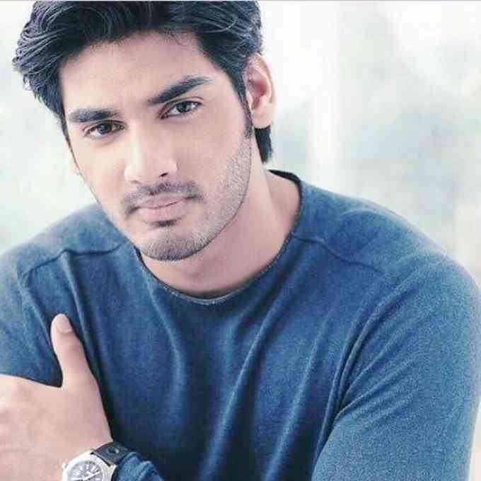 Ahan Shetty Picture
