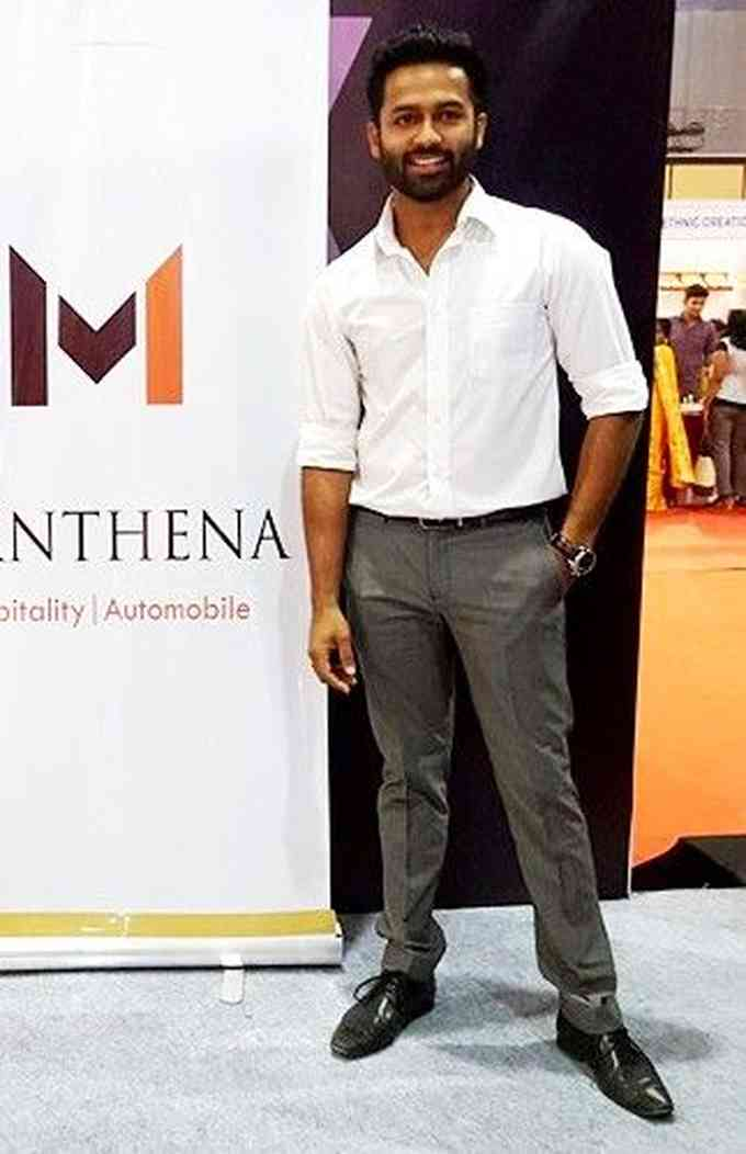 Ajay Manthena Picture