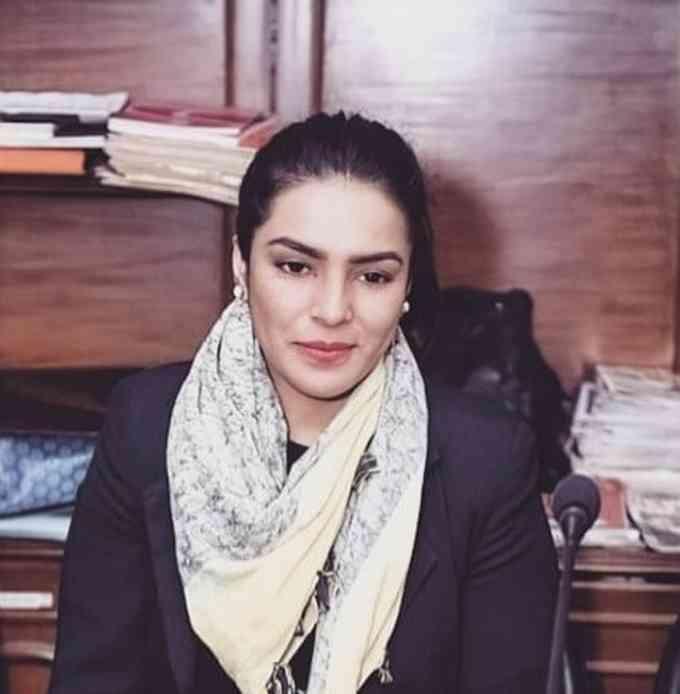 Amber Zaidi Picture