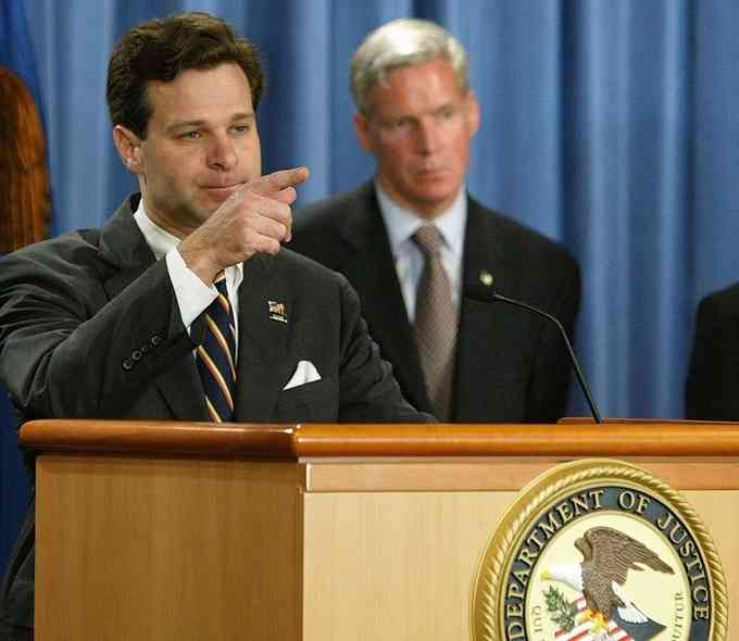 Christopher Wray Picture