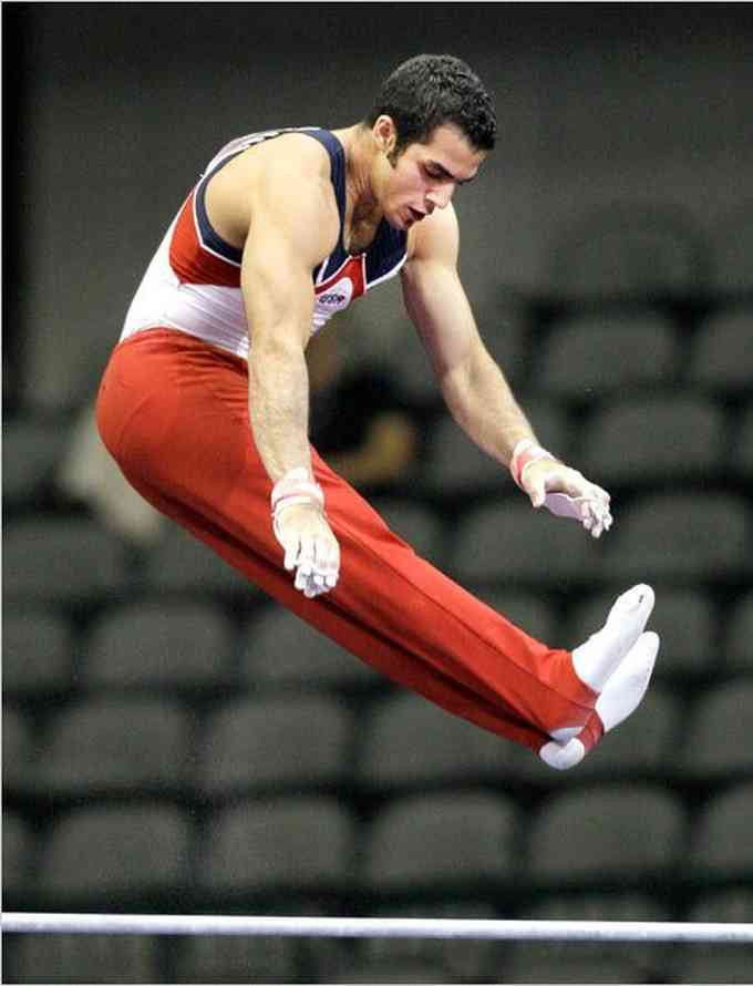 Danell Leyva Picture