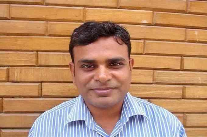 Dr Vikram Yadav Picture