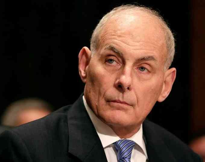 John Kelly Picture