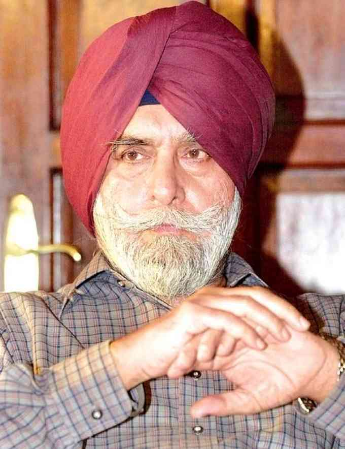Kps Gill Images