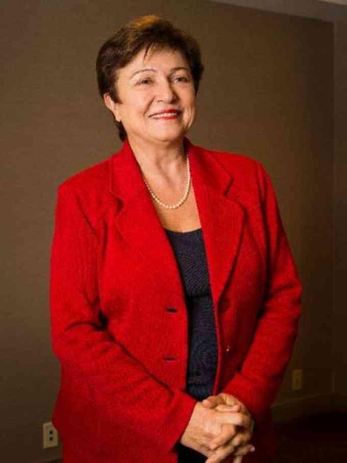 Kristalina Georgieva Image