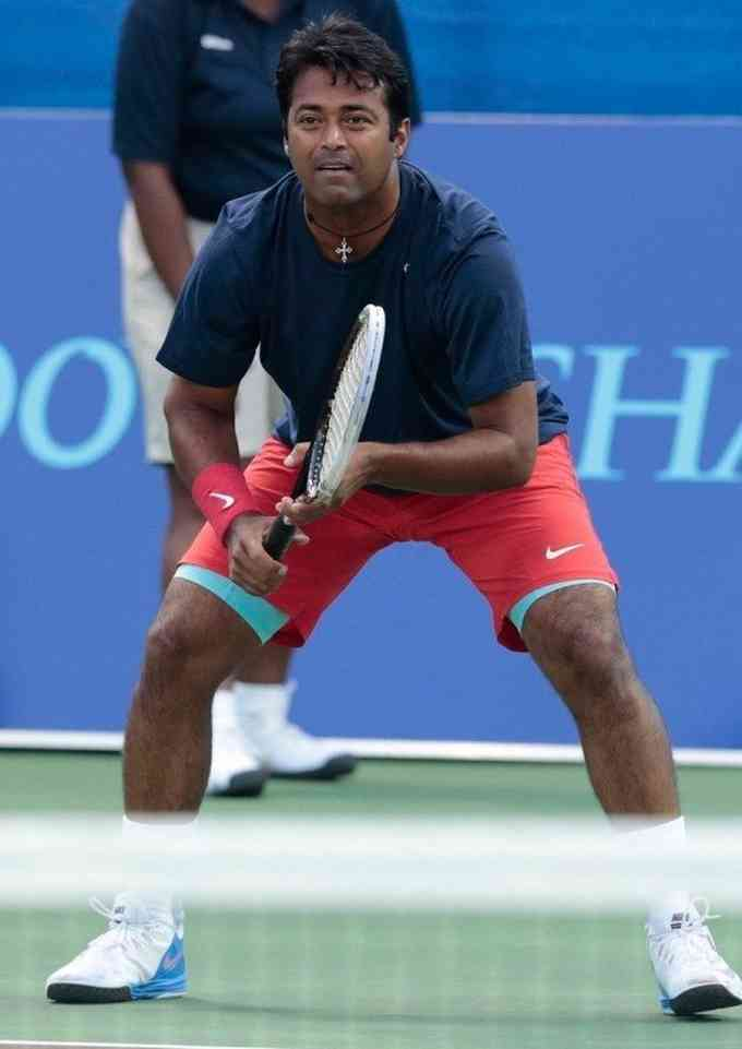 Leander Paes Picture