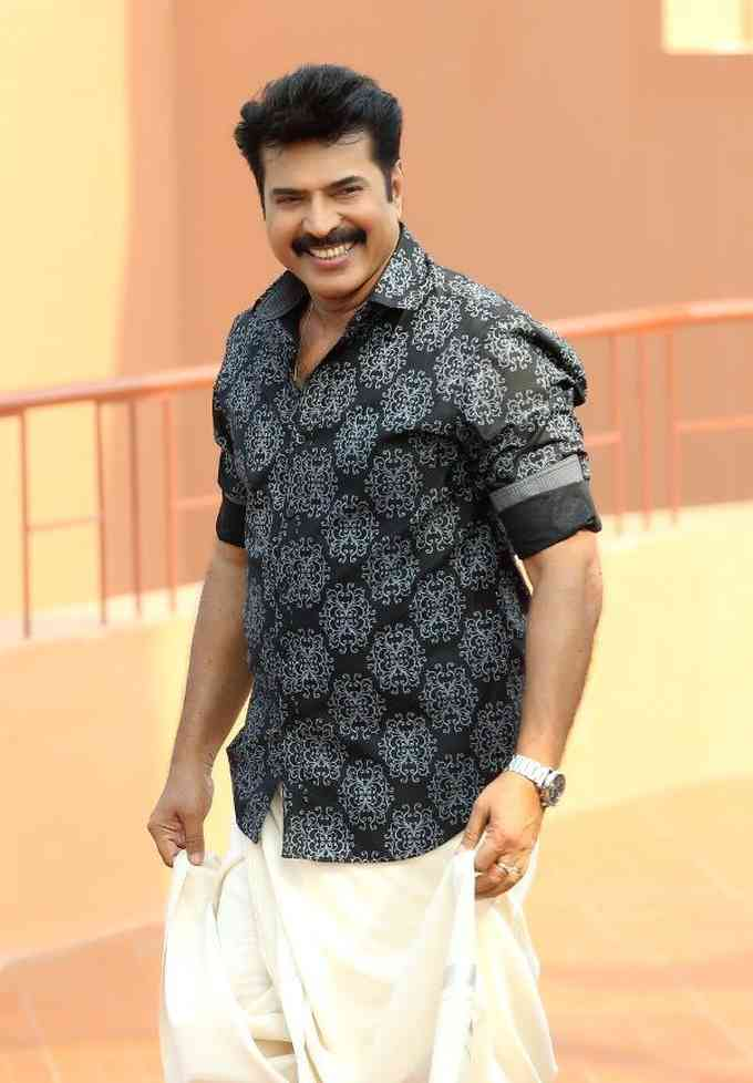 Mammootty Images