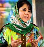 Mehbooba Mufti Images