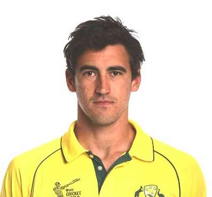 Mitchell Starc Images