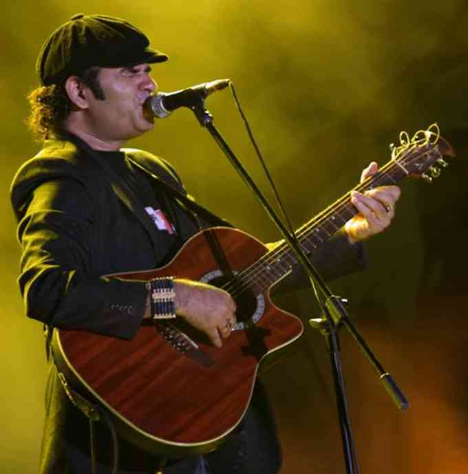 Mohit Chauhan Pic