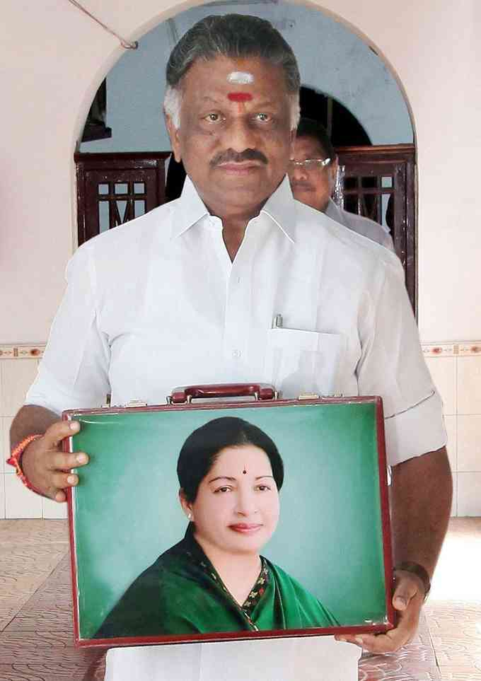 O Panneerselvam Picture