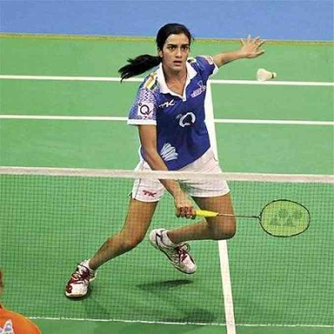 P V Sindhu Picture