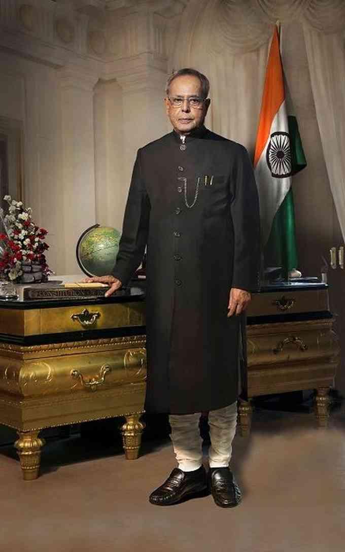 Pranab Mukherjee Picture