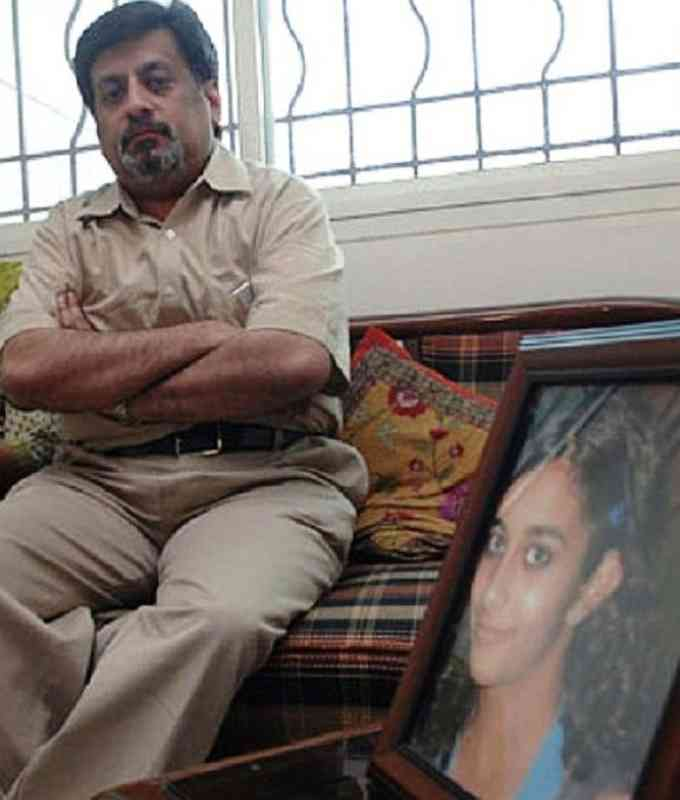 Rajesh Talwar Aarushi  Picture