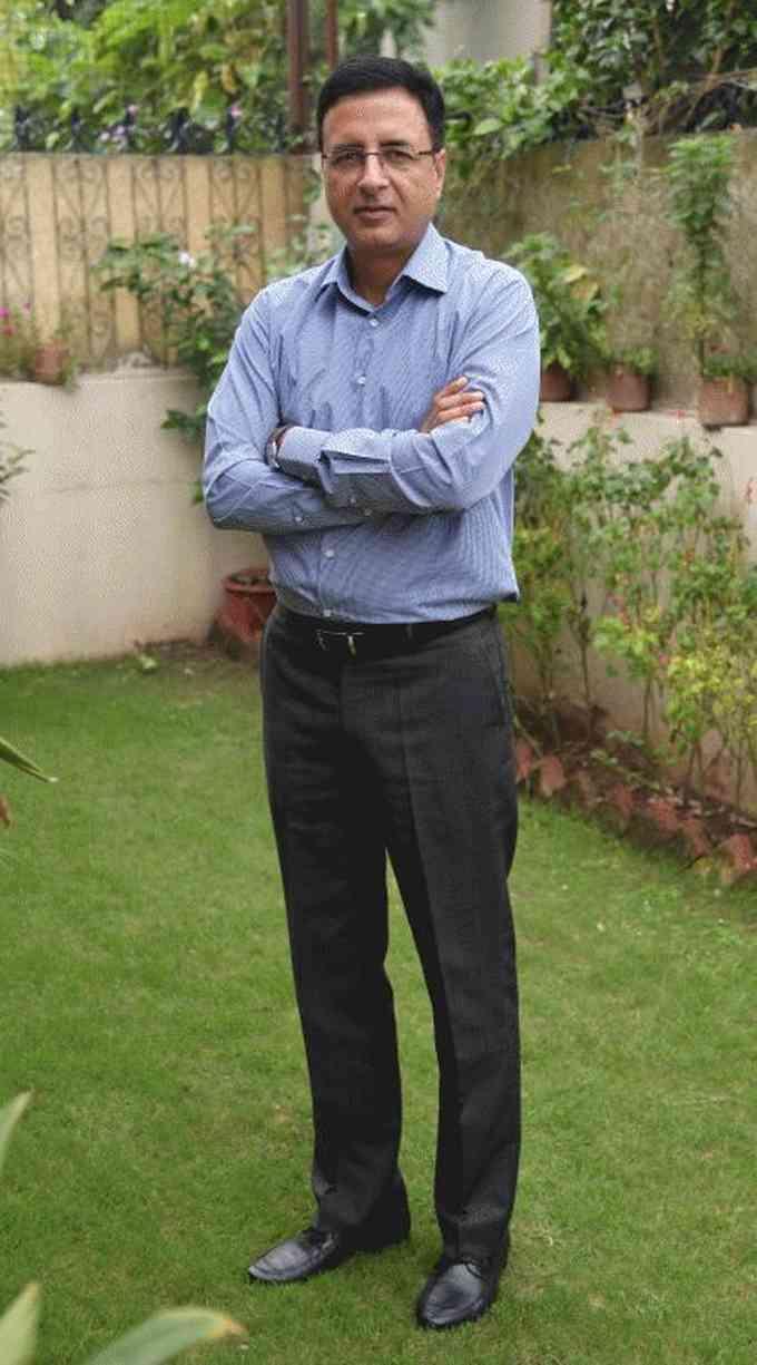 Randeep Surjewala Images