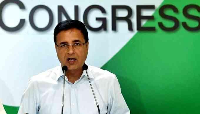 Randeep Surjewala Pic