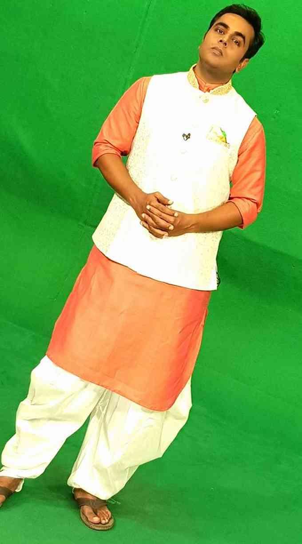Sushant Sinha Images