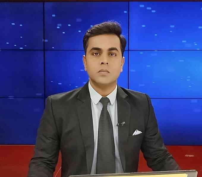 Sushant Sinha Picture