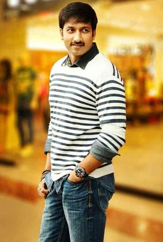 Tottempudi Gopichand Images