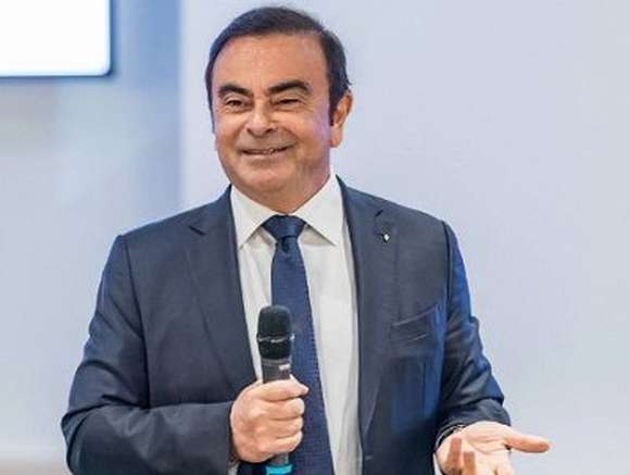 Carlos Ghosn Image