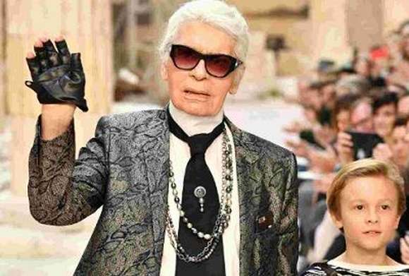 Karl Otto Lagerfeld Images