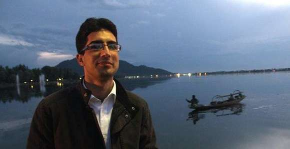 Shah Faesal Picture