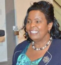 Olive Mwihaki Mugenda. Image