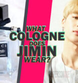 What Cologne does Jimin wear