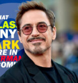 What Sunglasses does Tony Stark wear in SpiderMan Homecoming