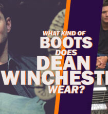 What kind of boots does dean Winchester wear