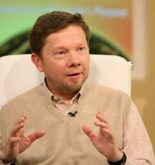 Eckhart Tolle height