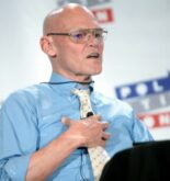 James Carville weight